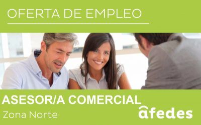 Asesor/a Comercial. ID:901
