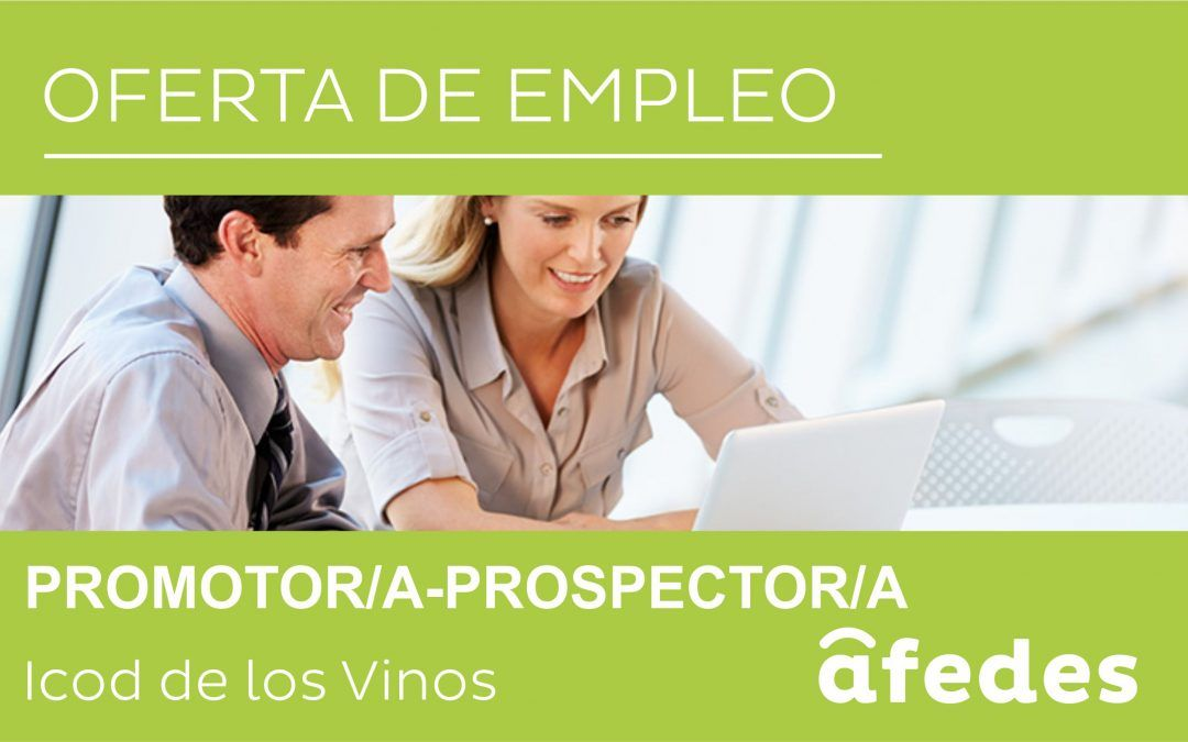 Promotor/a-prospector/a laboral ID:977