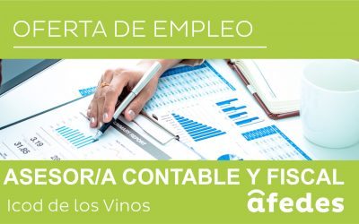 Asesor/a Contable y fiscal ID: 2006